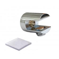 Support d'étagère cylindrique - Fixations d'étagères