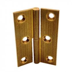 Paumelle de meuble - 60 mm - Paumelles