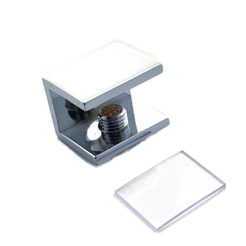support d'étagère en C - 15mm - Fixations d'étagères